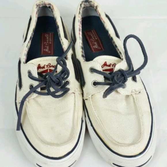 786d35869aeb Converse Jack Purcell Boat Shoes